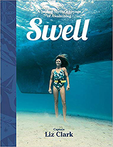 photo of book cover for Swell by Liz Clark