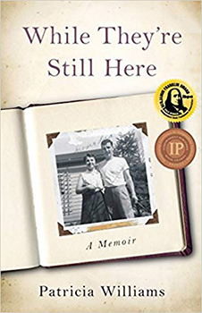 photo of book cover for While They're Still Here by Patricia Williams